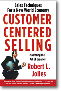 Customer Centered Selling Book