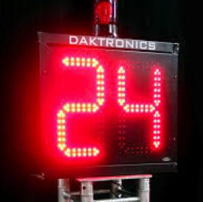 180 Comm Shot Clock