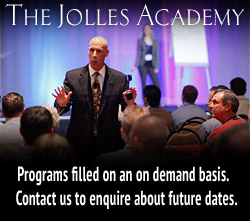 Jolles Academy Workshop