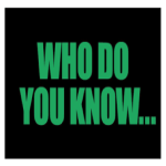 211 Who Do You Know